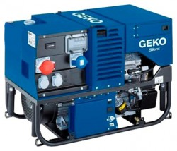 дизельная электростанция geko 7810 ed-s/zeda ss