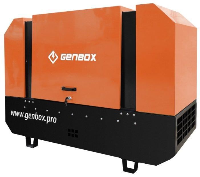 дизельная электростанция genbox kbt13ms