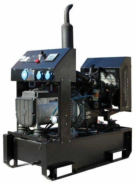 дизельная электростанция genbox mi13t