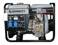 дизельная электростанция genctab gsdg-6000cleh/w