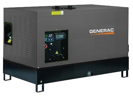 дизельная электростанция generac pme10b 1ф