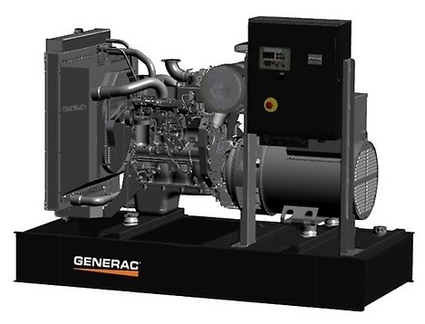 дизельная электростанция generac pme150