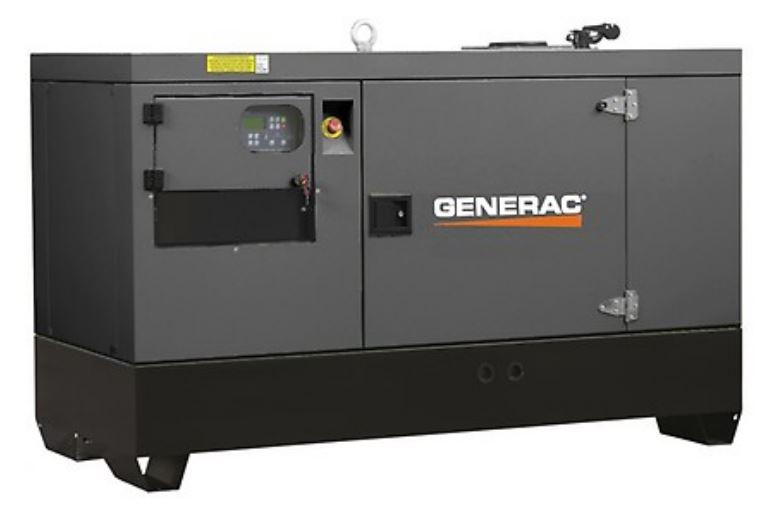 дизельная электростанция generac pme30s