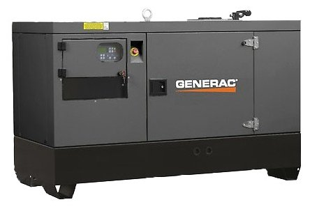 дизельная электростанция generac pme30s 1ф