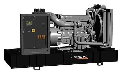 дизельная электростанция generac vme655