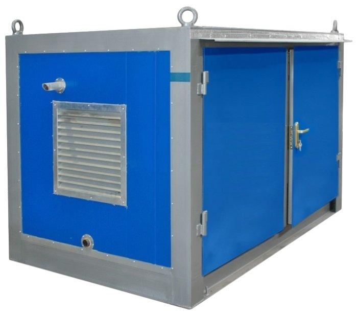 дизельная электростанция genese d30k-t400