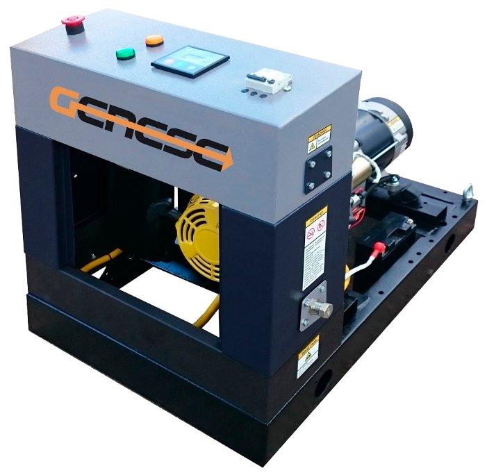 дизельная электростанция genese d30-t400