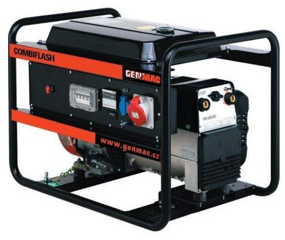 дизельная электростанция genmac combiflash g250keo