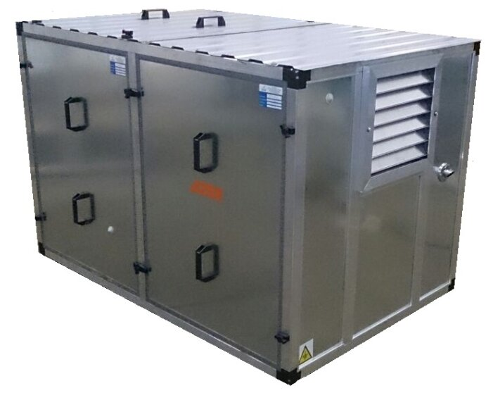 дизельная электростанция genmac duplex g10po