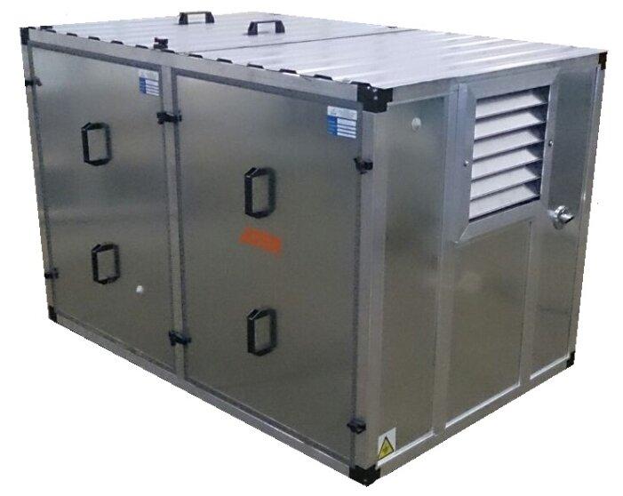 дизельная электростанция genmac duplex rg10po