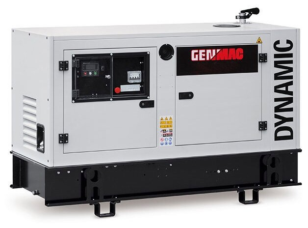 дизельная электростанция genmac g10ms