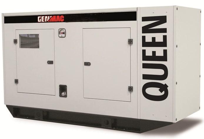 дизельная электростанция genmac g125js
