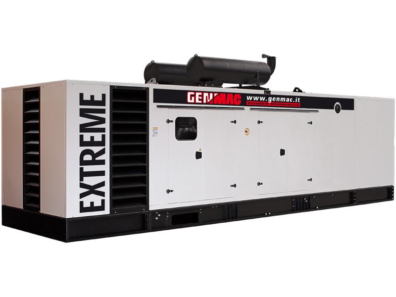 дизельная электростанция genmac g1500ps