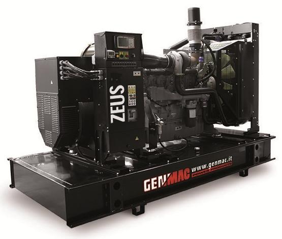 дизельная электростанция genmac g1700po