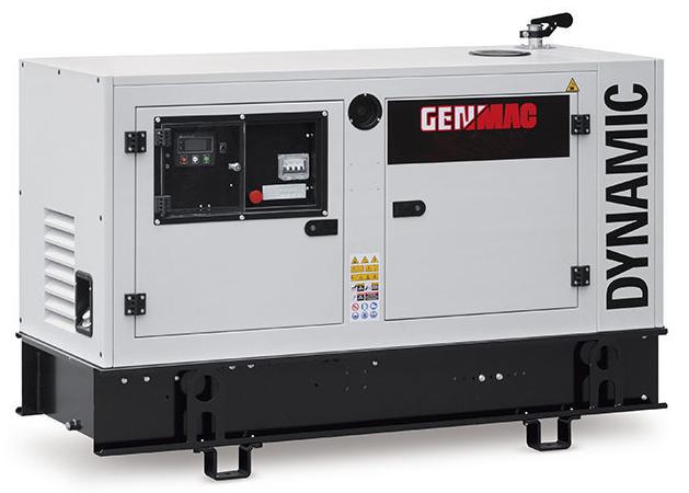 дизельная электростанция genmac g20ps