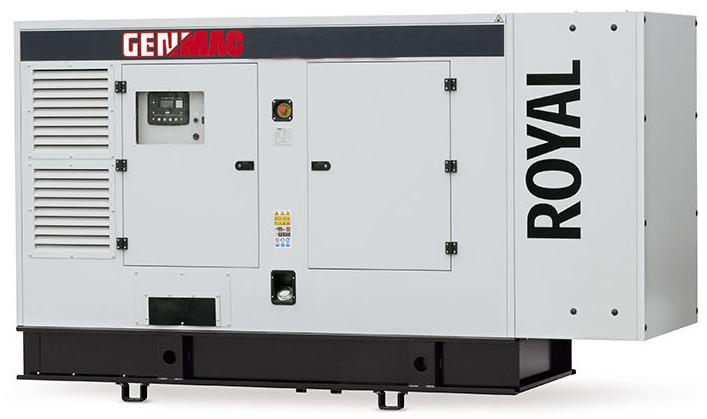 дизельная электростанция genmac g250js