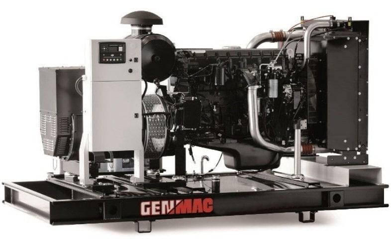 дизельная электростанция genmac g350po