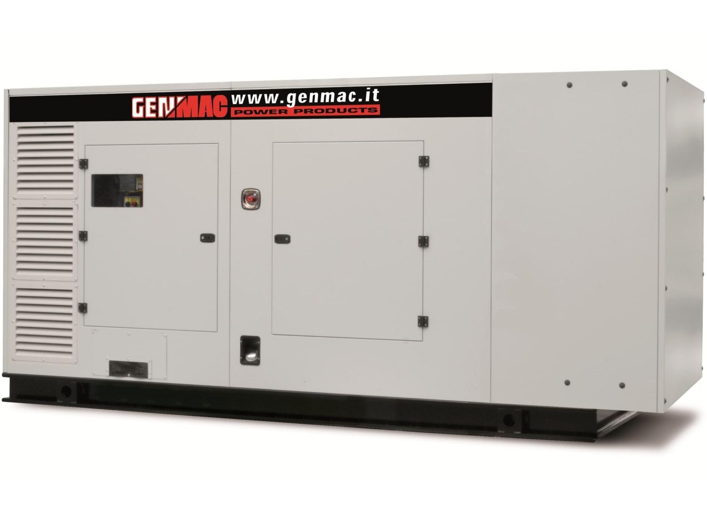 дизельная электростанция genmac g400ps