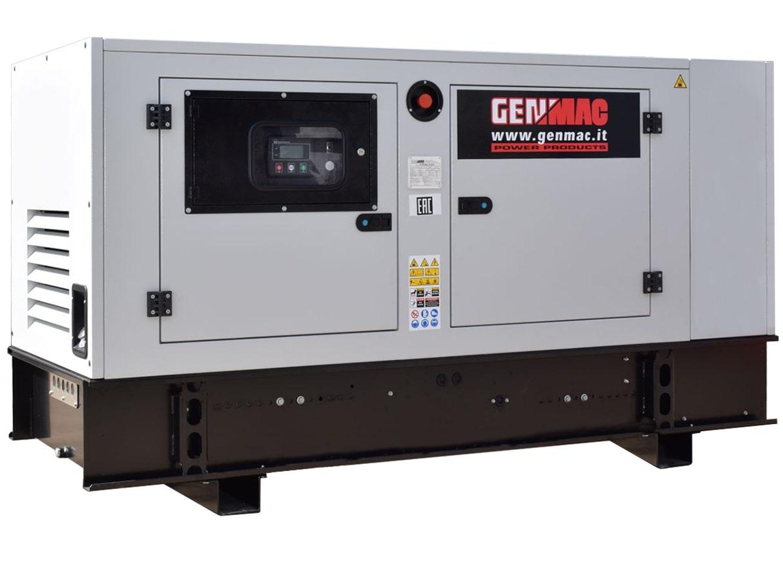 дизельная электростанция genmac g40is