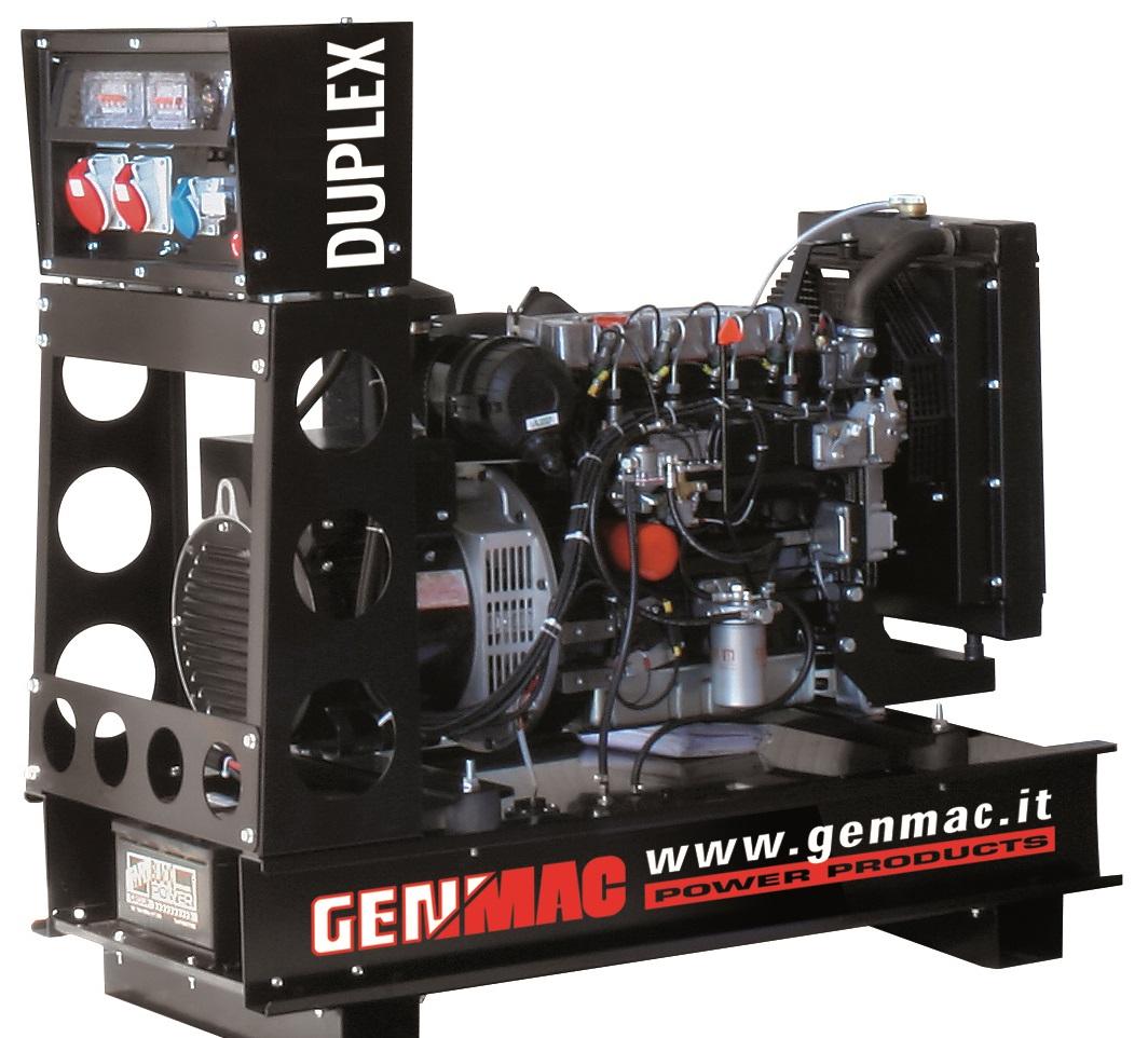 дизельная электростанция genmac g 40y
