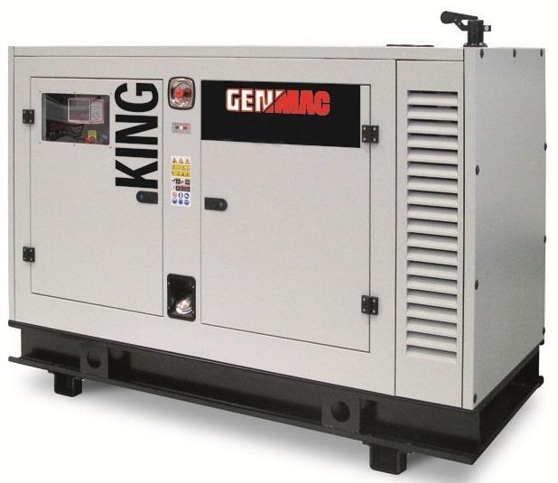 дизельная электростанция genmac g60ps