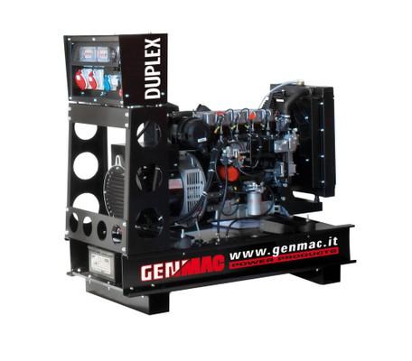 дизельная электростанция genmac rg 11000ye
