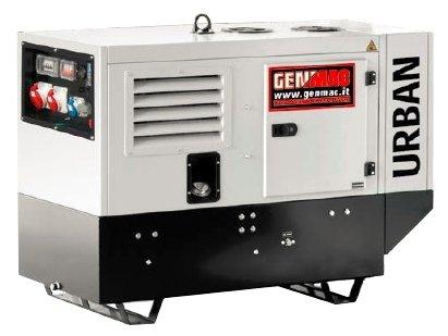дизельная электростанция genmac rg 11000ys