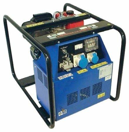 дизельная электростанция genset mg 6000 y/ae