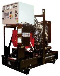 дизельная электростанция gesan dpa 10 e mf