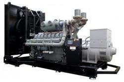 дизельная электростанция gesan dpa 2000 e