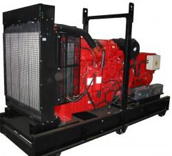 дизельная электростанция gesan dpa 450 e