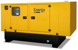 дизельная электростанция gesan dpbs 110e