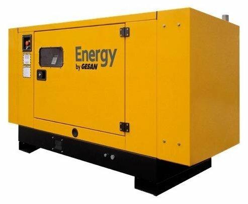 дизельная электростанция gesan dpbs 15 e mf auto