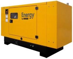 дизельная электростанция gesan dpbs 25e mf