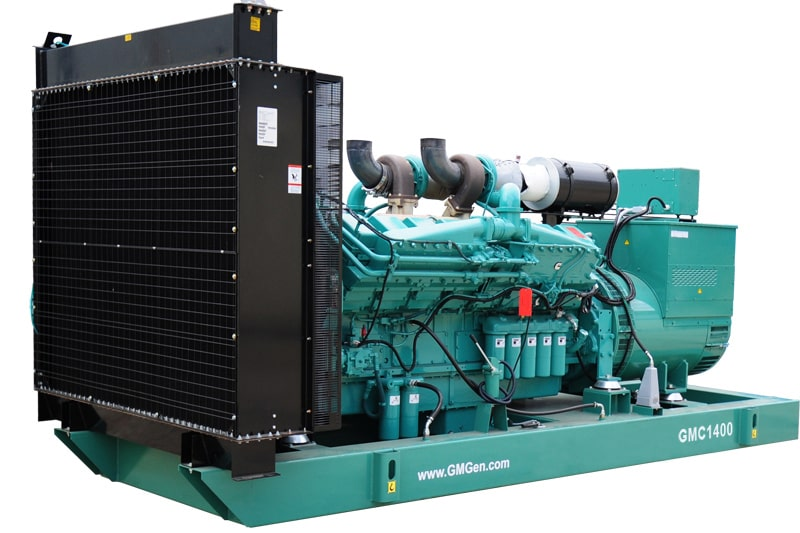 дизельная электростанция gmgen gmc1400
