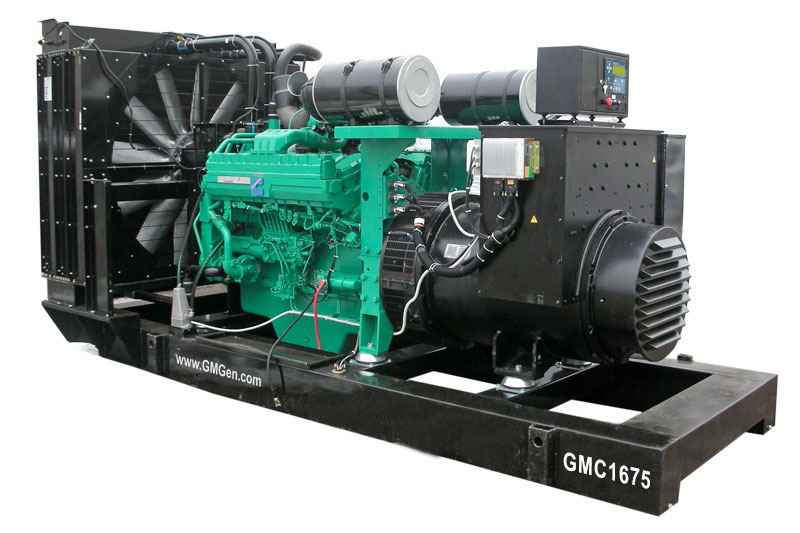 дизельная электростанция gmgen gmc1675