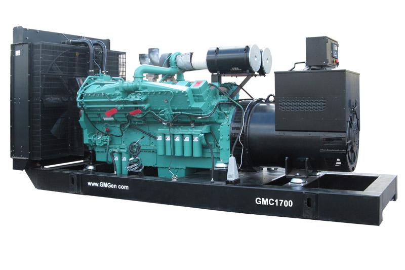 дизельная электростанция gmgen gmc1700