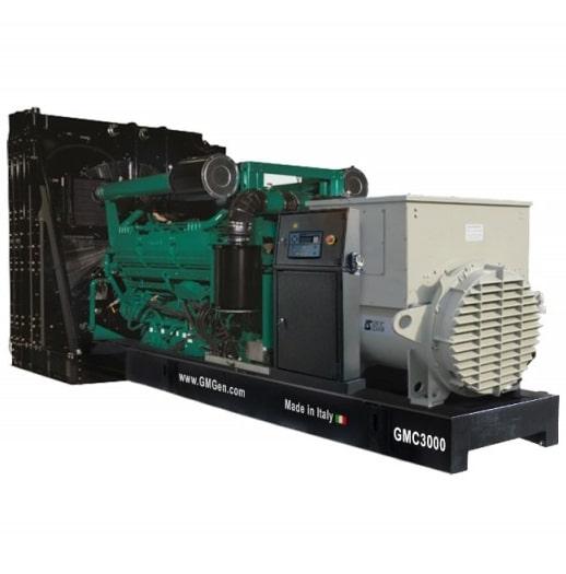 дизельная электростанция gmgen gmc2750