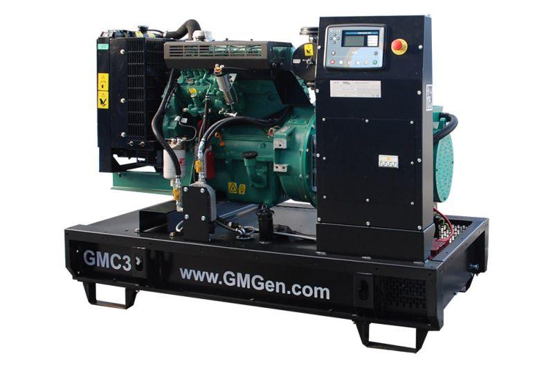 дизельная электростанция gmgen gmc33