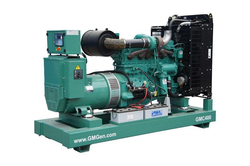 дизельная электростанция gmgen gmc400