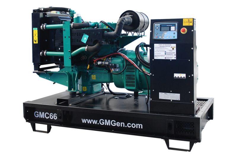 дизельная электростанция gmgen gmc66