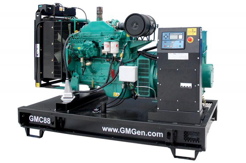 дизельная электростанция gmgen gmc88