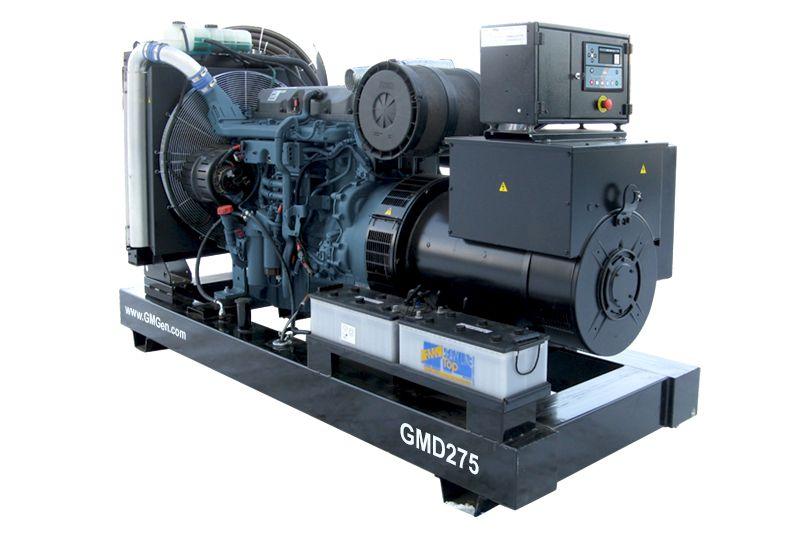 дизельная электростанция gmgen gmd275
