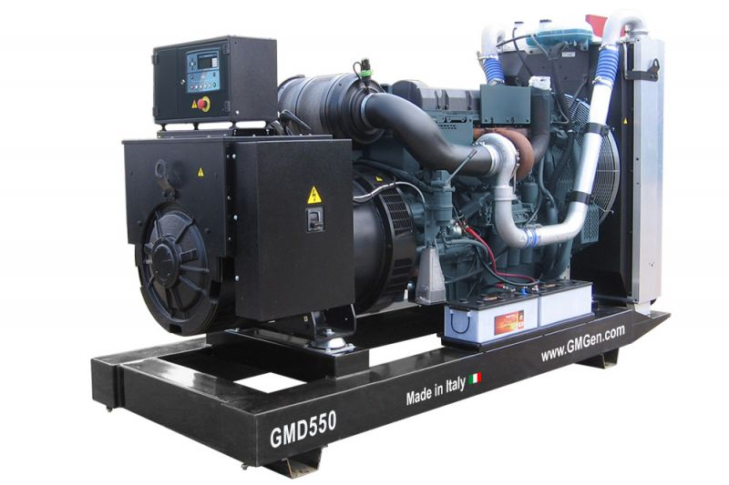 дизельная электростанция gmgen gmd550