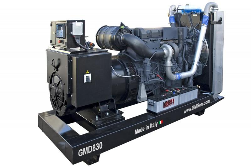 дизельная электростанция gmgen gmd830
