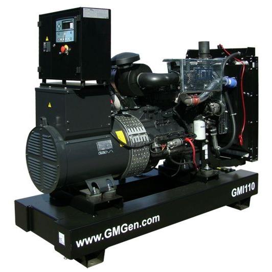 дизельная электростанция gmgen gmi110