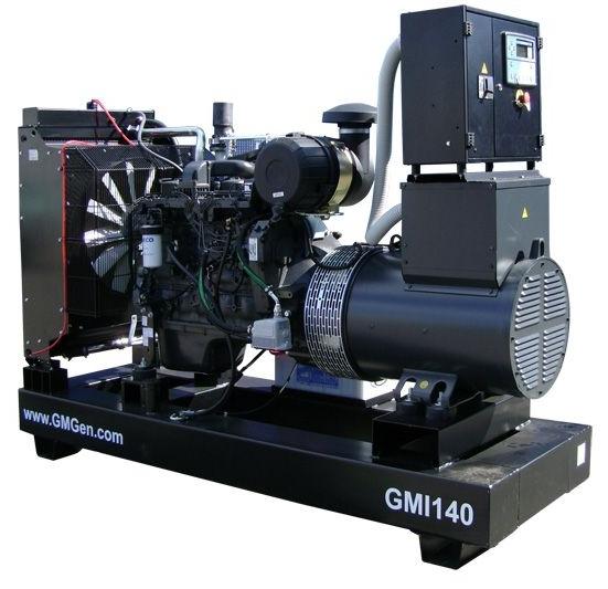 дизельная электростанция gmgen gmi140