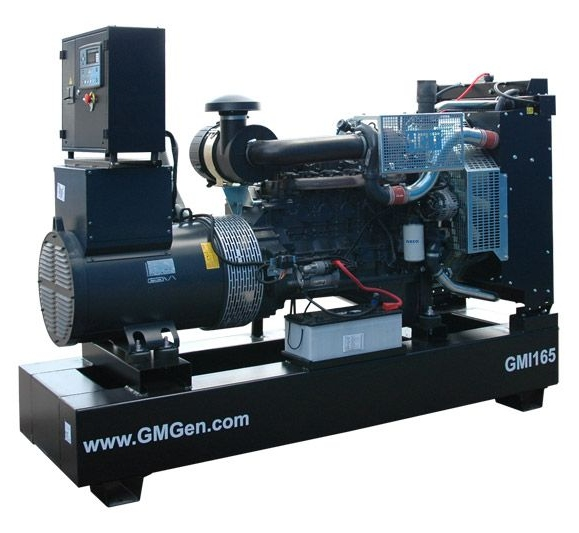 дизельная электростанция gmgen gmi165