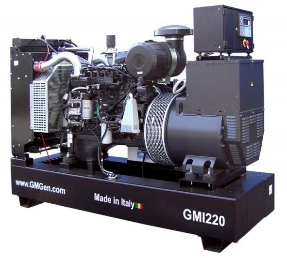 дизельная электростанция gmgen gmi220