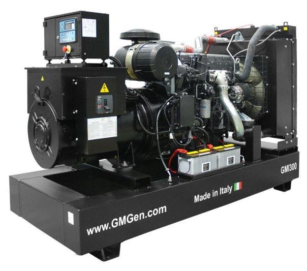 дизельная электростанция gmgen gmi300